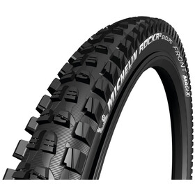 "Michelin Rock R2 Enduro Front Foldedæk 27,5"", black"